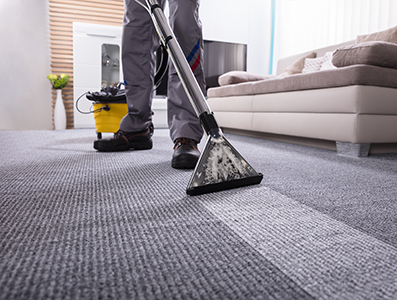 Extraction Vacuum Cleaner Cleaning Carpet