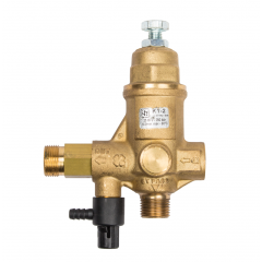 IPA135/C2 Pressure Regulator w/Chemical Injector