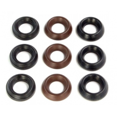 Interpump Kit 127 Set of 3 18mm Water Seal Washers