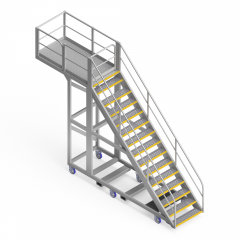 OEM00399 Screen Plant Safety Access Platform