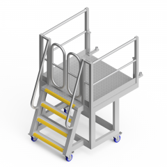 OEM00655 Hydroset Safety Access Platform
