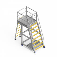 OEM01344 Crusher Safety Access Platform
