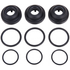 Interpump Kit 146 set of 3 complete 12mm seal assemblies