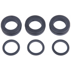 Interpump Kit 204 18mm water seal set of 3