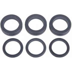 Interpump Kit 210 24mm water seal set of 3