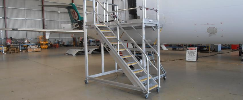 Specialised Steprite Aviation Platform