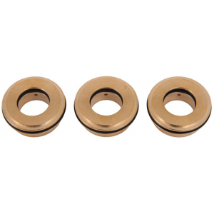 Interpump Kit 86 15mm seal retainers & O rings x3