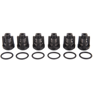 Interpump Kit 134 set of 6 suction/delivery valves