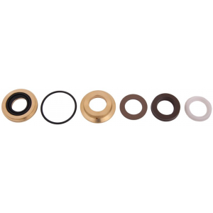 Interpump Kit 166 complete 15mm seal assembly