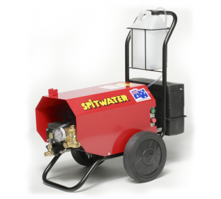 SCW70 HP110 LowRes Spitwater High Pressure Cleaner