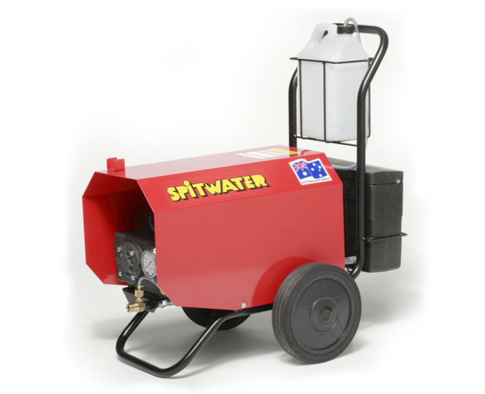 SCW53 HP201 LowRes Spitwater High Pressure Cleaner