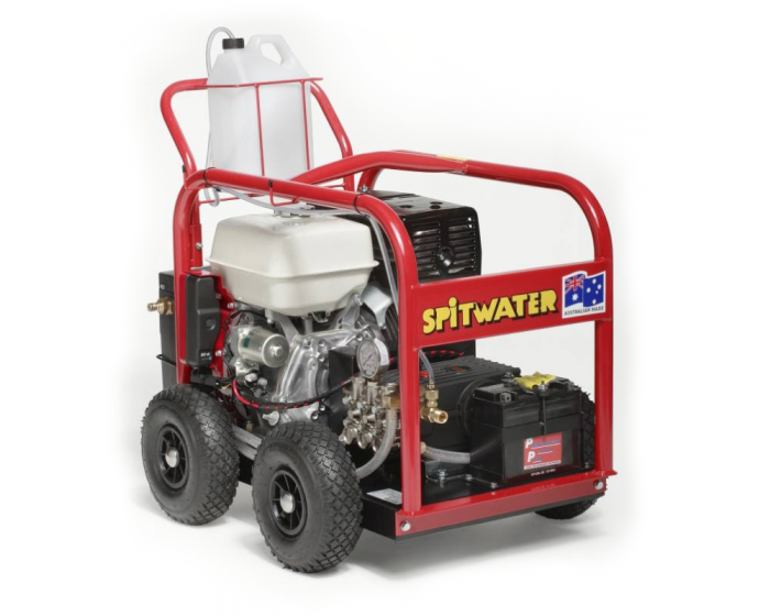 SCWA60/A HP251/AE LowRes Spitwater High Pressure Cleaner