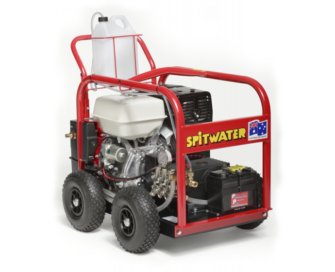 SCWA62 HP201/SAE LowRes Spitwater High Pressure Cleaner