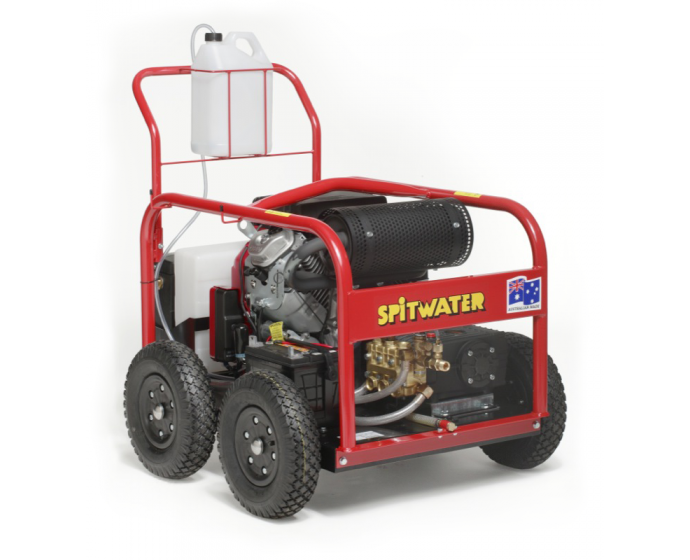 SCWA63 HP2430/AE LowRes Spitwater High Pressure Cleaner