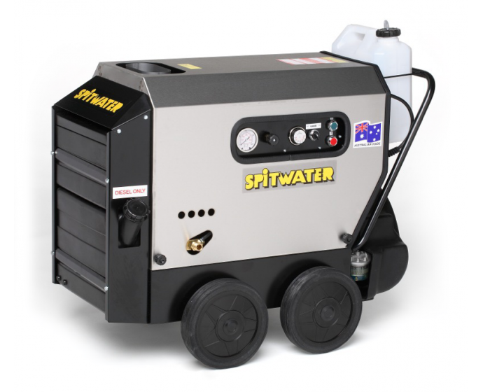 SHW68 SW151 LowRes Spitwater High Pressure Cleaner