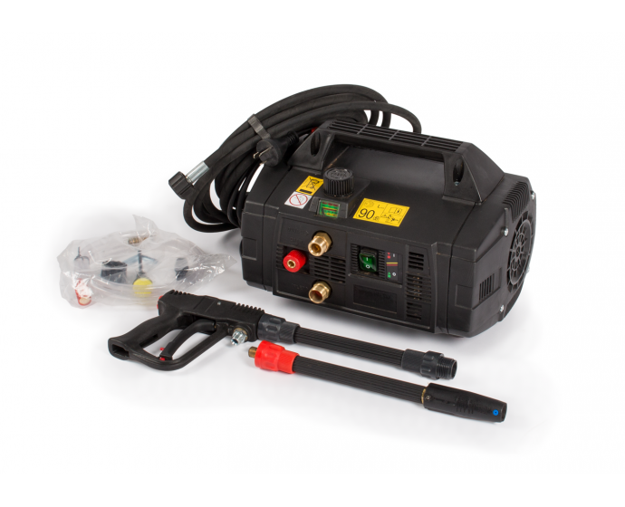 ST07 Boxjet 8/90 Spitwater High Pressure Cleaner Kit
