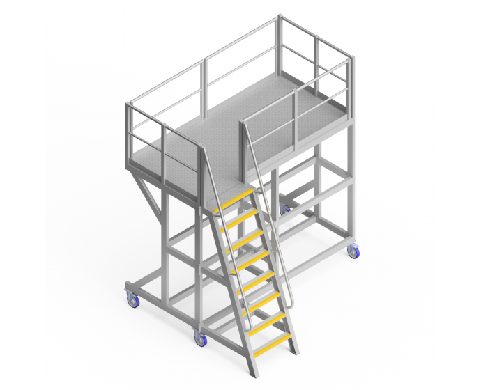OEM00503 Feeder Safety Access Platform