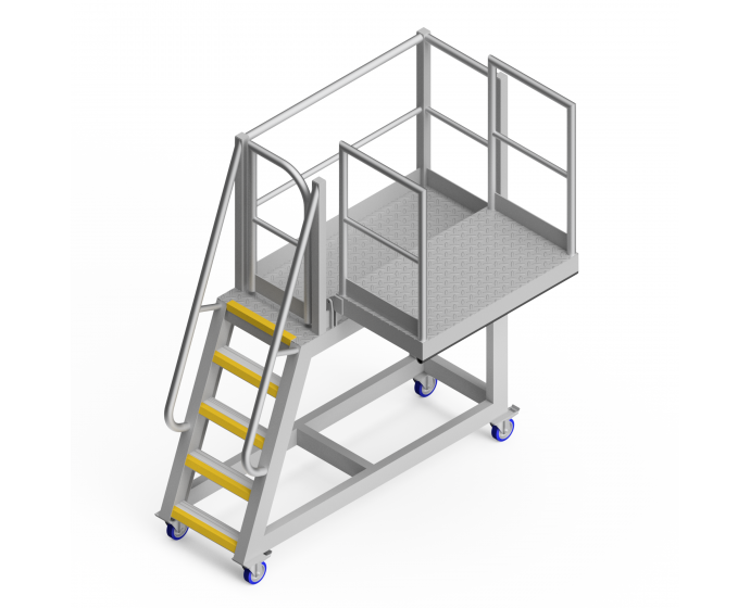 OEM00560 Product Feeder Safety Access Platform