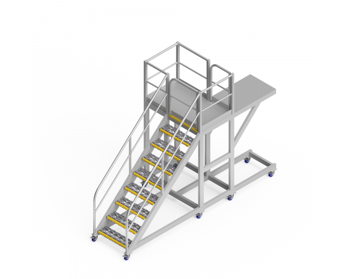 OEM00623 Artic Safety Access Platform MODEL A