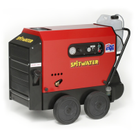 SLD08 13-180H LowRes Spitwater High Pressure Cleaner