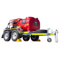 Hottie IV Spitwater High Pressure Cleaner