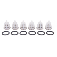 Interpump Kit 123 6 complete valves and 6 O-rings