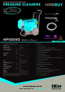 Spitwater HP10090_Product Flyer_0