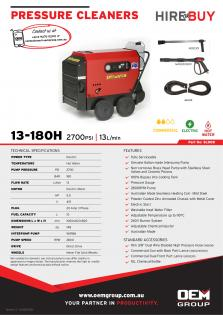 Spitwater 13-180H_Product Flyer