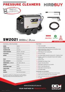 Spitwater SW2021_Product Flyer